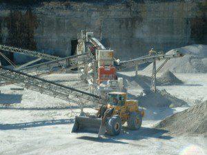 Image of gravel pit
