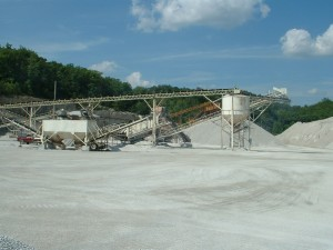 Image of cement plant